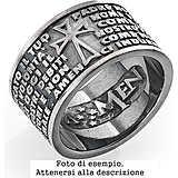anello unisex gioielli Amen PNB-14