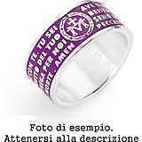anello unisex gioielli Amen PNS09-16