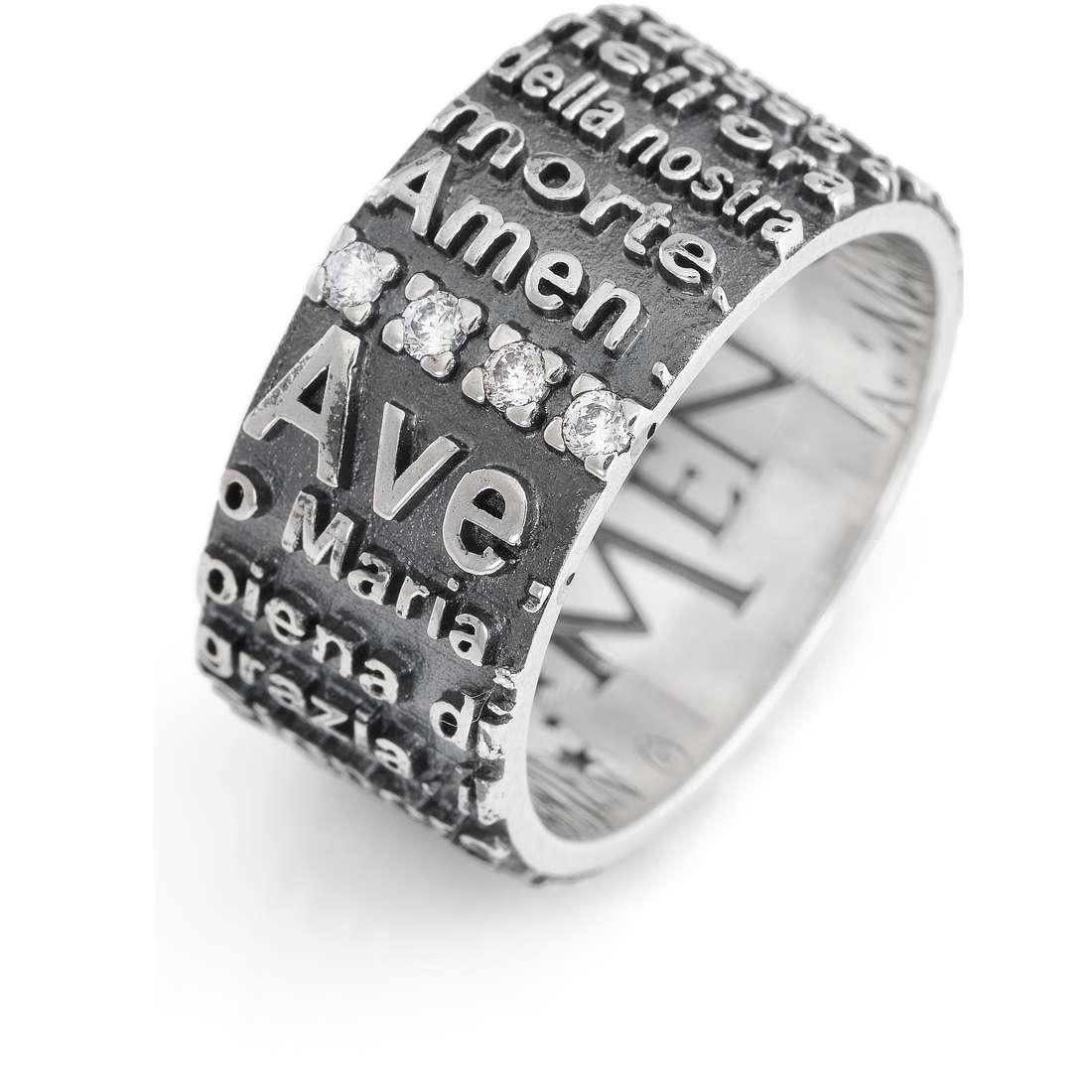 anello unisex gioielli Amen RAM-14
