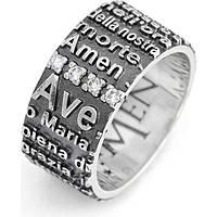 anello unisex gioielli Amen RAM-30