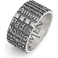 anello unisex gioielli Amen RPN-14