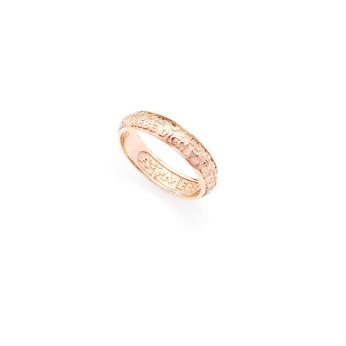 anello unisex gioielli Amen Ti Amo ATAR-10
