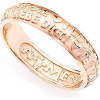 anello unisex gioielli Amen Ti Amo ATAR-24