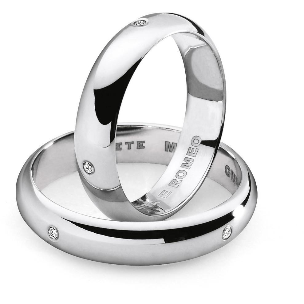 anello unisex gioielli Comete Fedi ANB 1107B M11