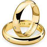 anello unisex gioielli Comete Fedi ANB 1107G M11