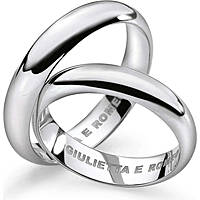 anello unisex gioielli Comete Fedi ANB 1109B M11