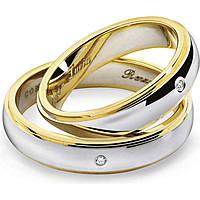 marque populaire large choix de designs mode la plus désirable anello unisex gioielli Comete Fedi ANB 1111BG M17