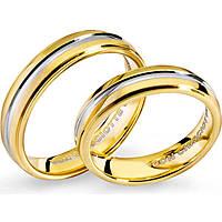 anello unisex gioielli Comete Fedi ANB 1118BG M25