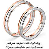 anello unisex gioielli Comete Fedi ANB 1123BR M11