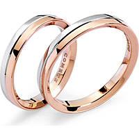 anello unisex gioielli Comete Fedi ANB 1125BR M30