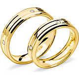 anello unisex gioielli Comete Fedi ANB 1129G M10