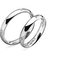 anello unisex gioielli Comete Fedi ANB 1132B M11