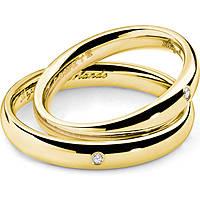 anello unisex gioielli Comete Fedi ANB 1133G M11