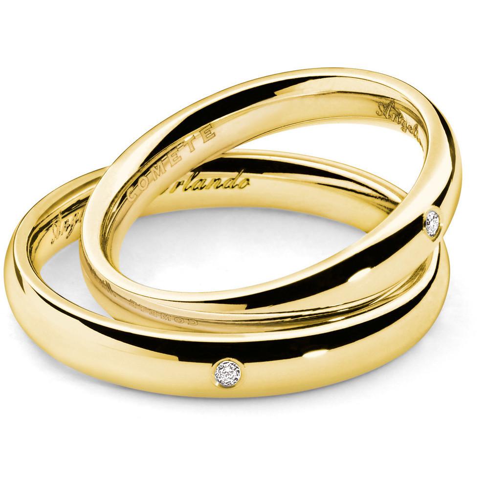 Fedi Matrimonio Uomo : Fedi nuziali versace migliore collezione inspiration sul