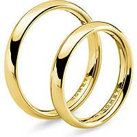anello unisex gioielli Comete Fedi ANB 1134G M23