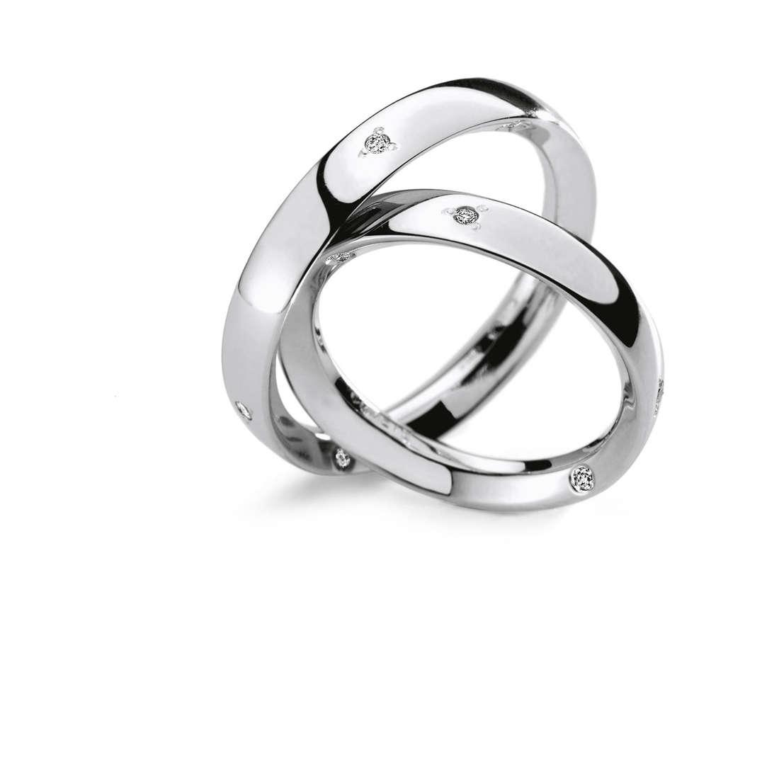 anello unisex gioielli Comete Fedi ANB 630B/11