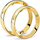 anello unisex gioielli Comete Fedi ANB 630G/10