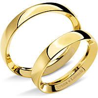 anello unisex gioielli Comete Fedi ANB 715G/11