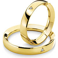 anello unisex gioielli Comete Fedi ANB 716G/14