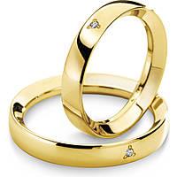 anello unisex gioielli Comete Fedi ANB 716G/28