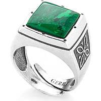 anello unisex gioielli Gerba Ring 203/9