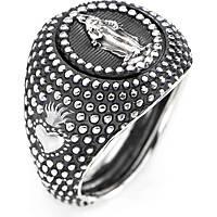 anello uomo gioielli Amen Ave Maria AMI-28