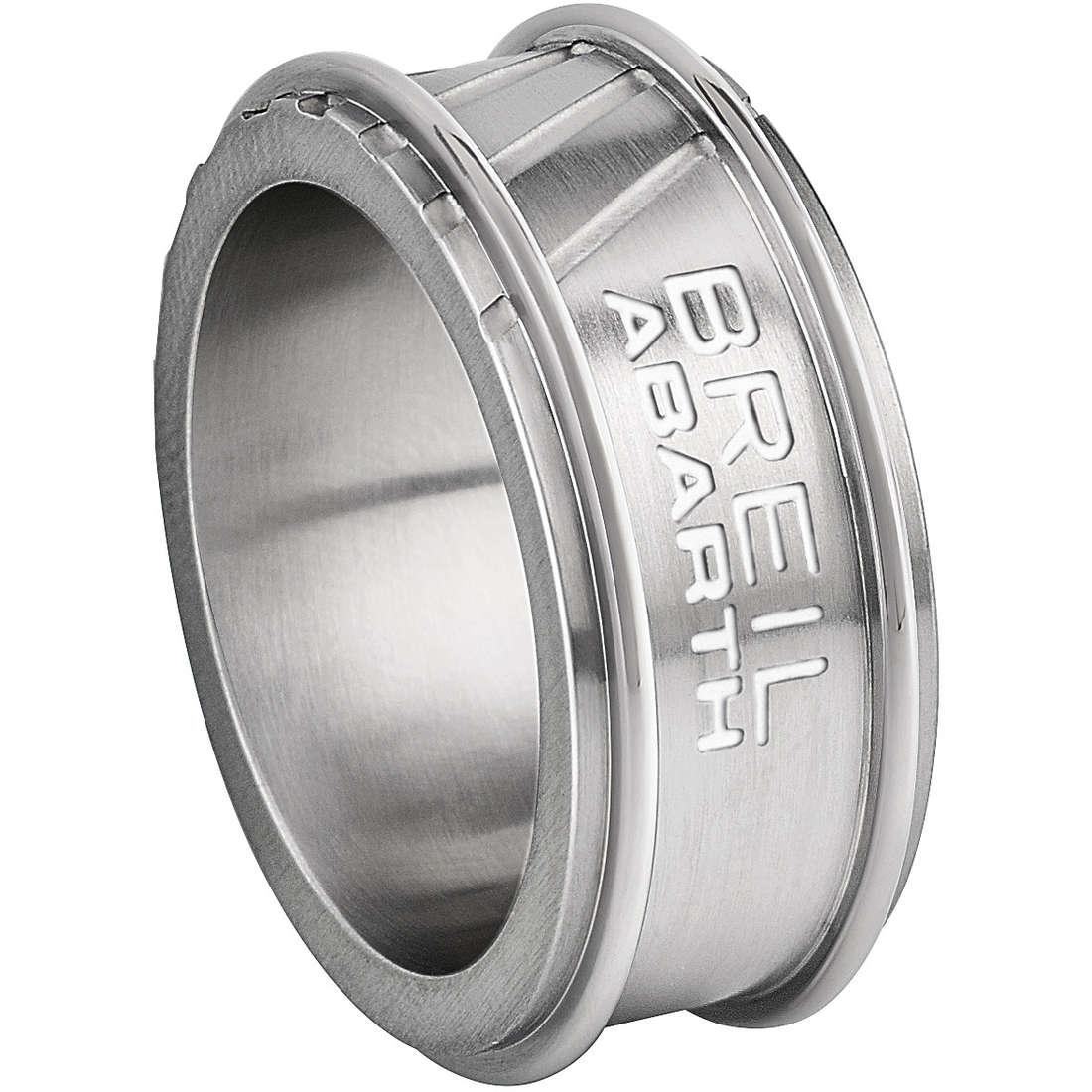 anello uomo gioielli Breil Abarth TJ1872