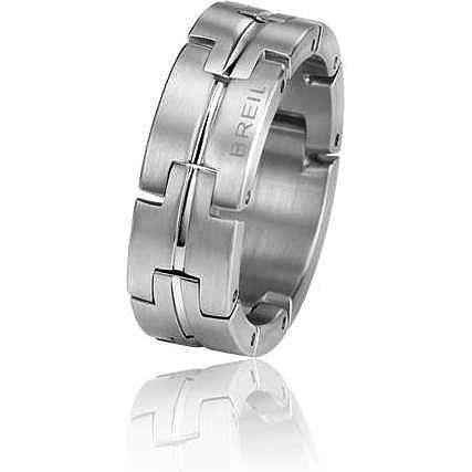 anello uomo gioielli Breil Enclosure TJ1391