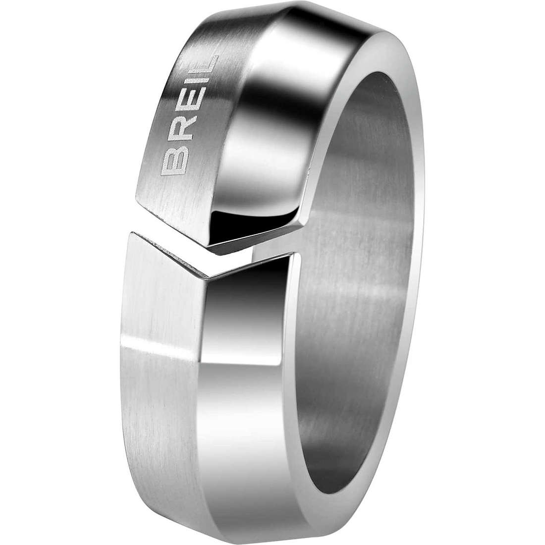 anello uomo gioielli Breil Shoot TJ1409