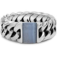 anello uomo gioielli Buddha To Buddha Chain B-603BA-19