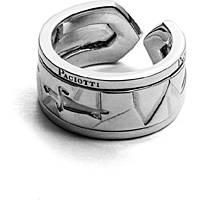 anello uomo gioielli Cesare Paciotti Artisan JPAN1394B/20