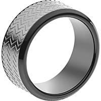 anello uomo gioielli Emporio Armani Deco EGS2256060512