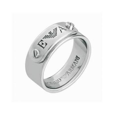 anello uomo gioielli Emporio Armani EG2068040512