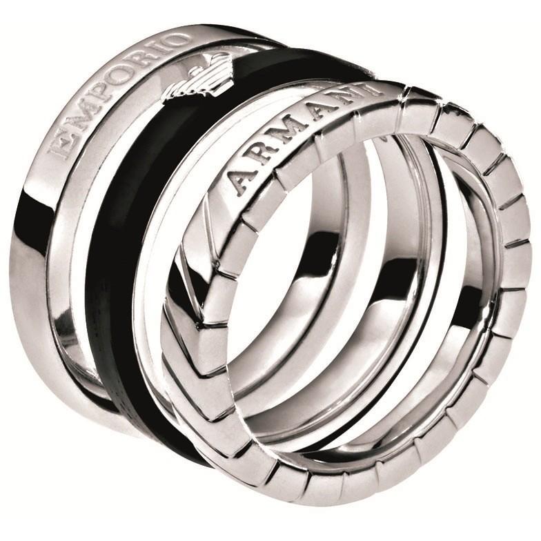 anello uomo gioielli Emporio Armani EG2763040514