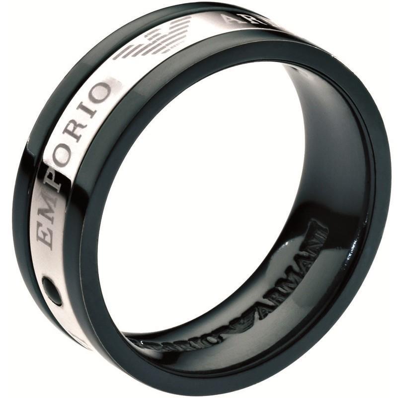 anello uomo gioielli Emporio Armani EG2779040514