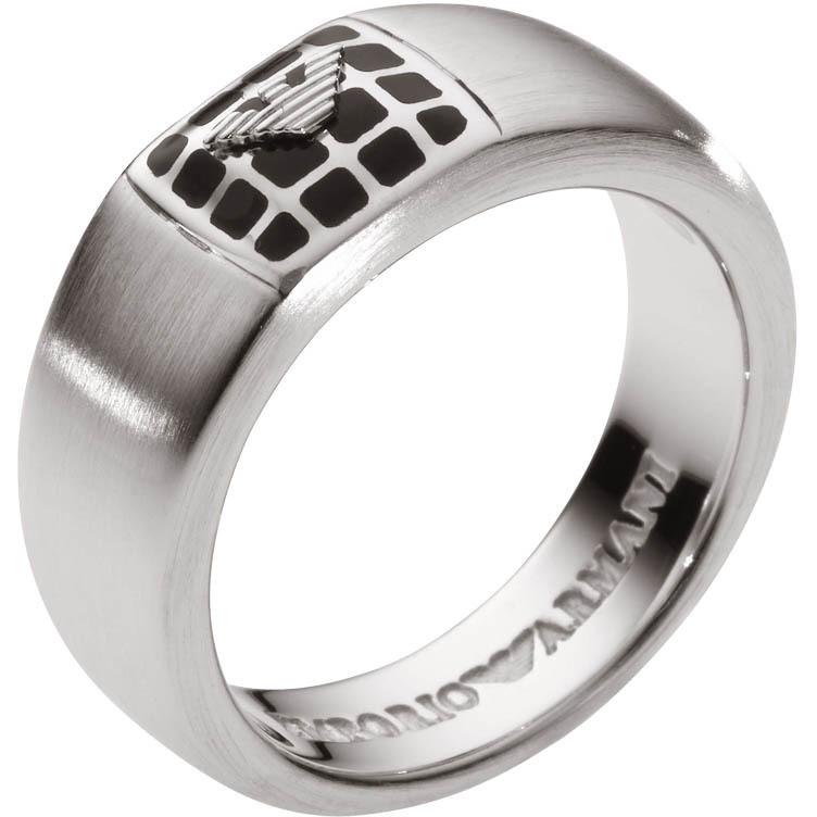 anello uomo gioielli Emporio Armani EG3018040514