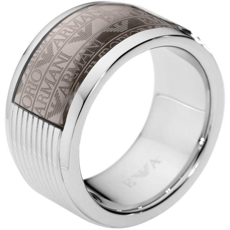 anello uomo gioielli Emporio Armani EGS1553040514