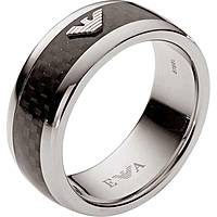 anello uomo gioielli Emporio Armani EGS1602040510