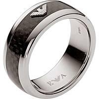 anello uomo gioielli Emporio Armani EGS1602040514