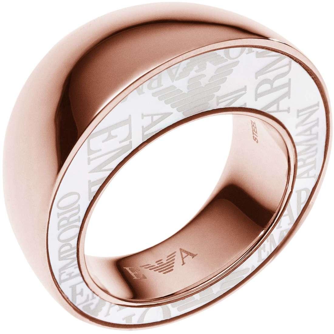 anello uomo gioielli Emporio Armani EGS1873221508