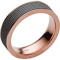 anello uomo gioielli Emporio Armani EGS2221221512