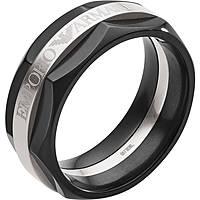 anello uomo gioielli Emporio Armani EGS2401001512
