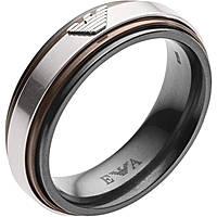 anello uomo gioielli Emporio Armani EGS2469040515