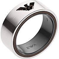 anello uomo gioielli Emporio Armani EGS2470040512