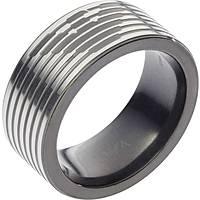 anello uomo gioielli Emporio Armani Signature EGS2182060514