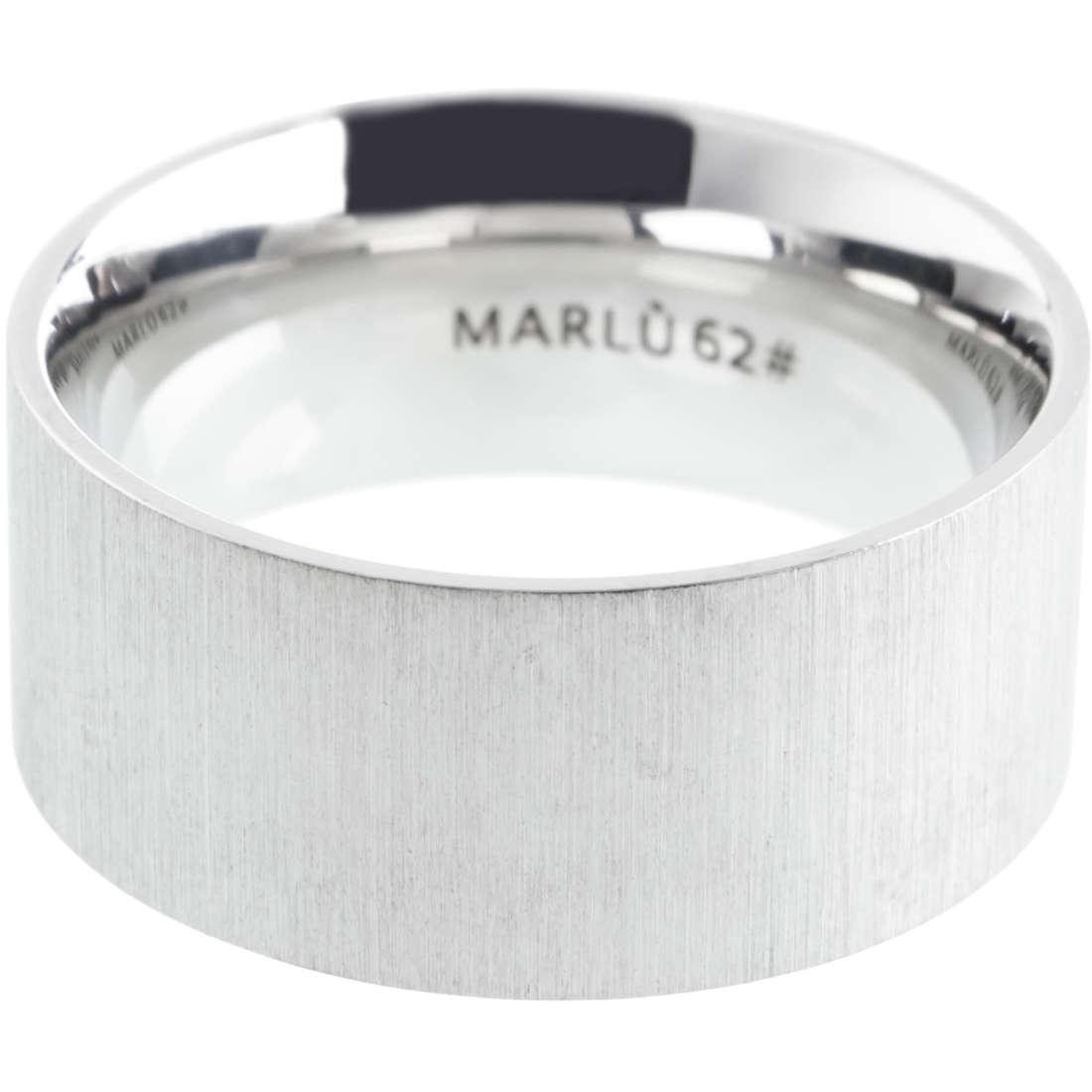 anello uomo gioielli Marlù 4AN0139-16