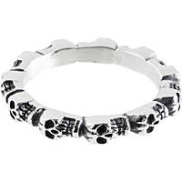 anello uomo gioielli Marlù Dark 13AN015-12