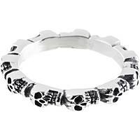 anello uomo gioielli Marlù Dark 13AN015-22