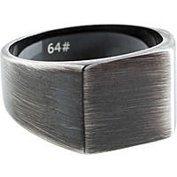 anello uomo gioielli Marlù Man Trendy 4AN0140BR-20