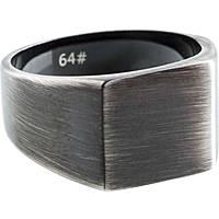 anello uomo gioielli Marlù Man Trendy 4AN0140BR-22